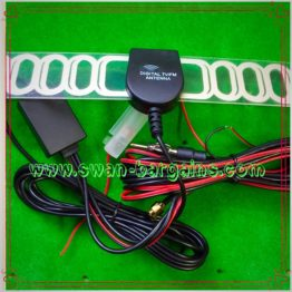 2-in-1 Digital TV & FM Aerial Booster Antenna FM+SMA | Singapore Online Car Accessories