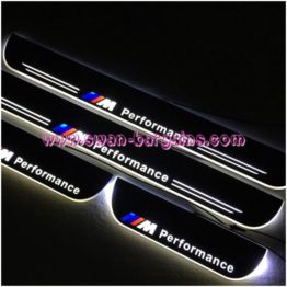 BMW Animated Moving LED Car Door Scuff Sill
