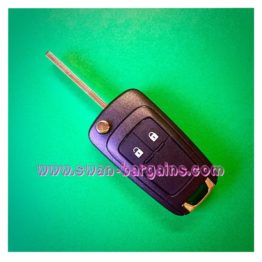 Aveo Orlando Remote Flip Key Shell Replacement Case Malaysia | Online Aveo Accessories Mart