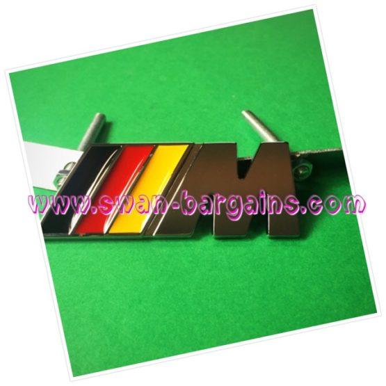 Bmw M Power Grille Emblem One Stop Sg Car Accessories Centre