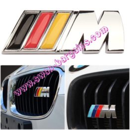 BMW M Power Grille Emblem Singapore | Swan-Bargains.com
