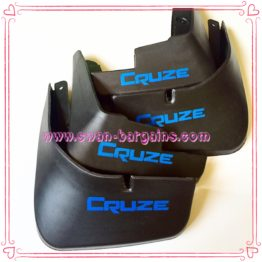 Cruze Mud Splash Guard Set - Cruze Marking | Largest Cruze Accessories Mart Singapore