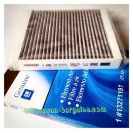 Cruze OEM Cabin Air Filter | Singapore Cruze Accessories Online