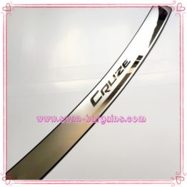 Cruze Rear Bumper Protective Sill Trim | Cheap Singapore Car Accessories