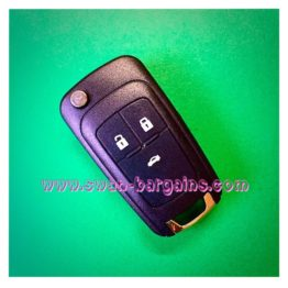 Cruze Remote Flip Key Shell Replacement Case Singapore | Online Cruze Accessories Mart