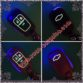 Glow-In-The-Dark Cruze Remote Key Shell Leather Case Cover - Singapore
