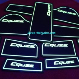 Cruze Door Antislip Mats - Luminous
