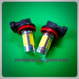 H11 White LED Foglamp Bulb | Singapore Car Accessories