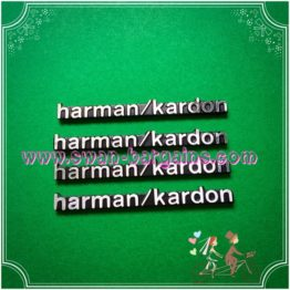 3D Harman Kardon Badge Emblem Logo | Cheap Singapore Car Accessories