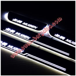 Honda Animated Moving LED Car Door Sill Singapore