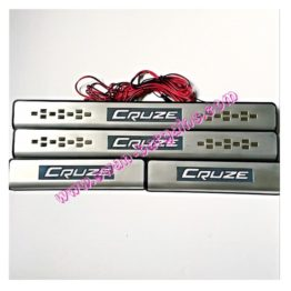 Illuminated Cruze Door Scuff Plates Singapore