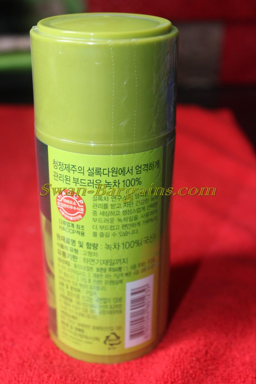 Korean Matcha 100 Pure Green Tea Powder Tea Online Singapore