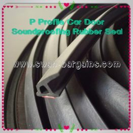 P Type Car Soundproof Rubber Seal Singapore