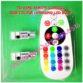 T10 6SMD RGB LED Remote Controllable Light Bulb Singapore