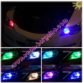 T10 6SMD RGB LED Remote Controllable Light Bulb Singapore - Installation Effect