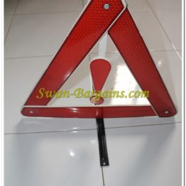 Car Emergency Hazard Triangle