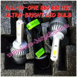 Ultra Bright 880 881 All-in-One LED Fog Lamp Bulb Singapore