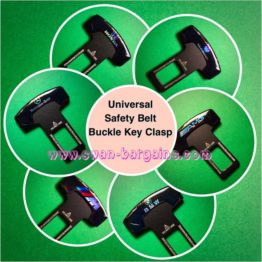 Universal Car Safety Belt Buckle Key | Online Car Accessories Singapore