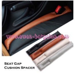 Universal Car Seat Gap Leather Cushion Spacer Singapore
