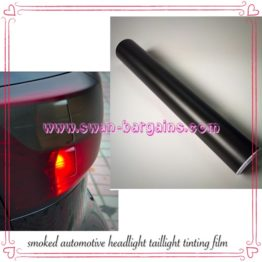 Universal Headlight Taillight Tinting Film | Singapore Car Accessories Mart