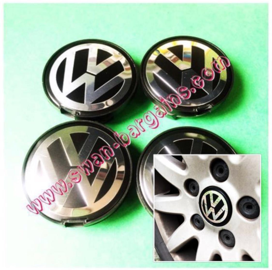 volkswagen sports wheel rim center hub cap sg accessories