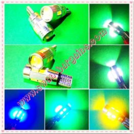 W5W T10 Error-free CANBUS LED Light Bulb Singapore