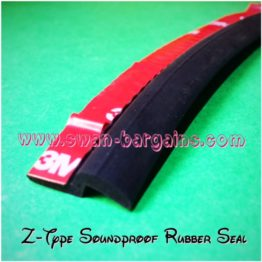 Z-type Pillar Car Sound Proof Seal Singapore
