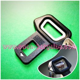 universal car safety belt buckle key cum bottle opener Singapore